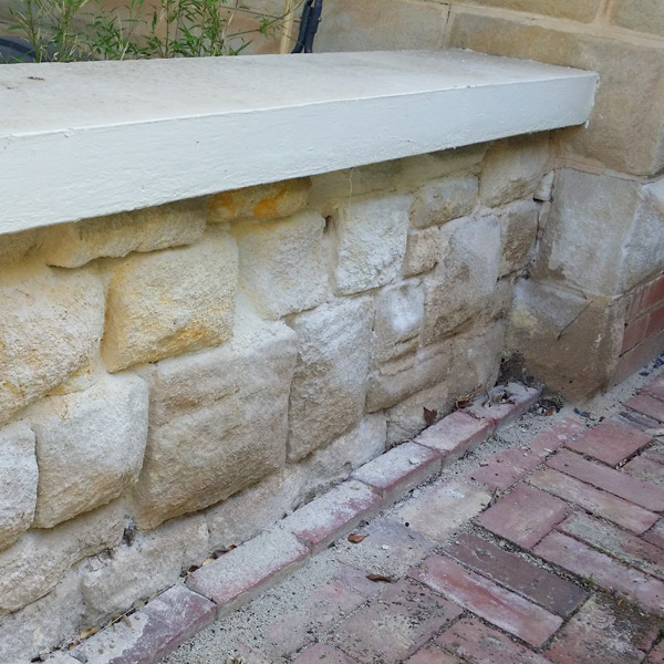 Stone salt damp repairs Adelaide